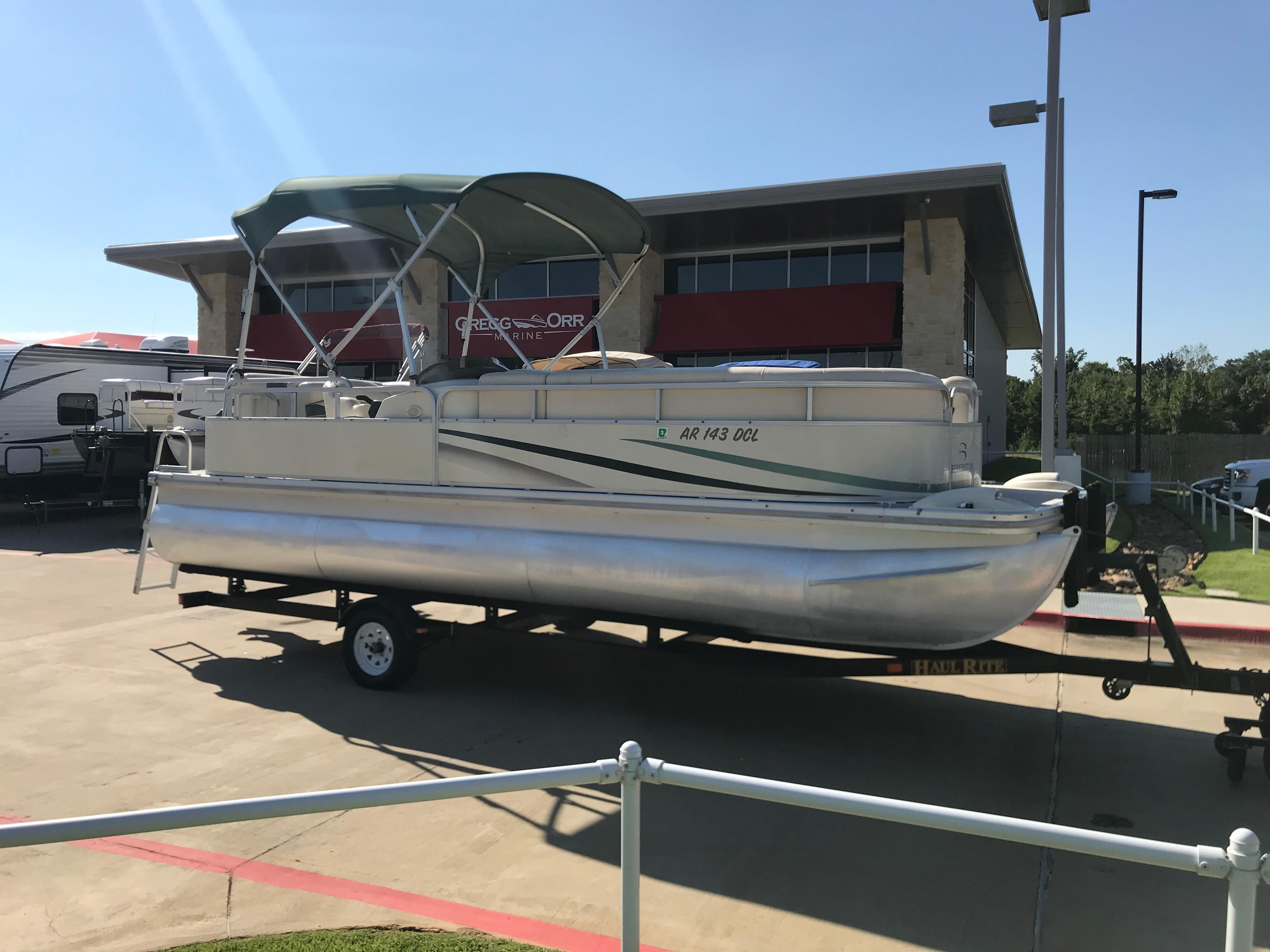 Gregg ORR Marine Texarkana Ski Boat & Pontoon Sales
