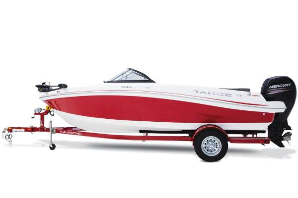 2017 Tahoe boat for sale, model of the boat is 550 TF & Image # 9 of 32