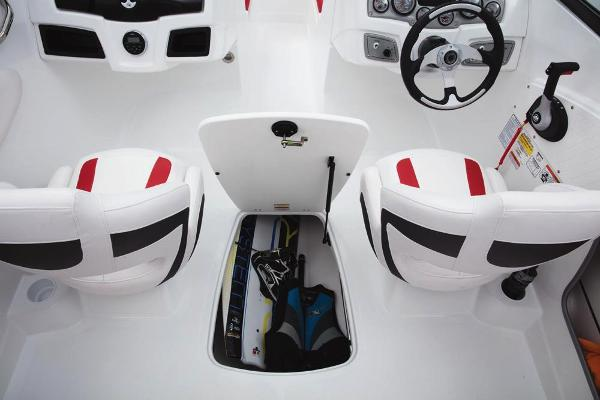 2017 Tahoe boat for sale, model of the boat is 550 TF & Image # 17 of 32