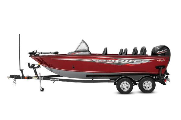 2020 Tracker Boats boat for sale, model of the boat is Targa V-18 Combo & Image # 1 of 60