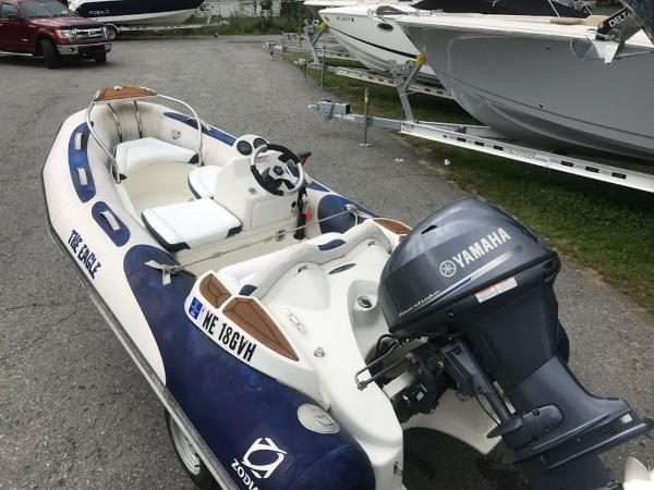 2013 Zodiac boat for sale, model of the boat is 10' YK 380 NEO & Image # 1 of 9