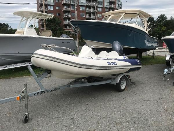 2013 Zodiac boat for sale, model of the boat is 10' YK 380 NEO & Image # 7 of 9