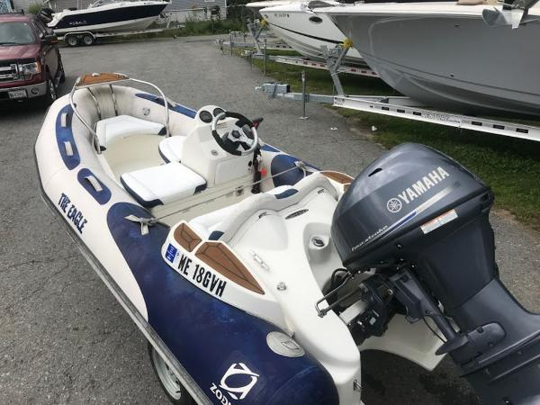 2013 Zodiac boat for sale, model of the boat is 10' YK 380 NEO & Image # 8 of 9