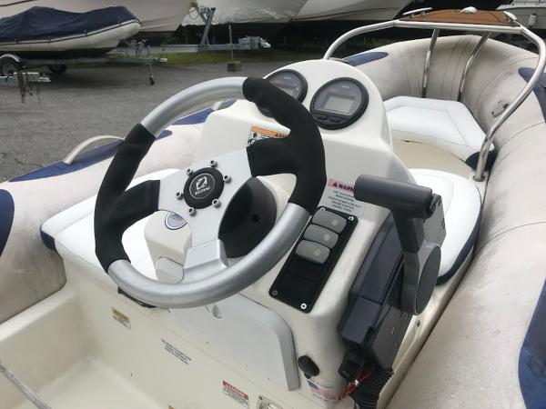 2013 Zodiac boat for sale, model of the boat is 10' YK 380 NEO & Image # 3 of 9