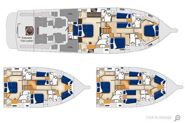 General Arrangement-Lower Deck
