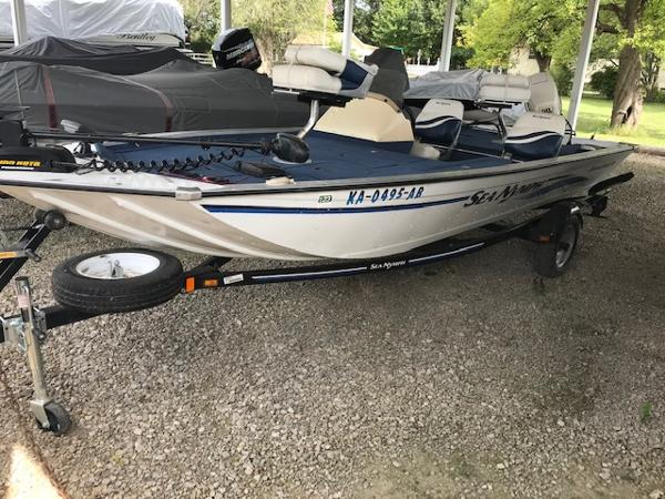 1989 Sea Nymph boat for sale, model of the boat is Tournament Pro & Image # 1 of 12