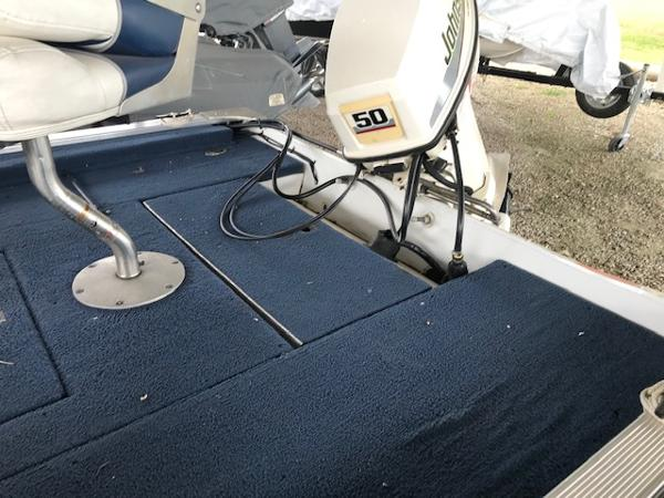1989 Sea Nymph boat for sale, model of the boat is Tournament Pro & Image # 6 of 12