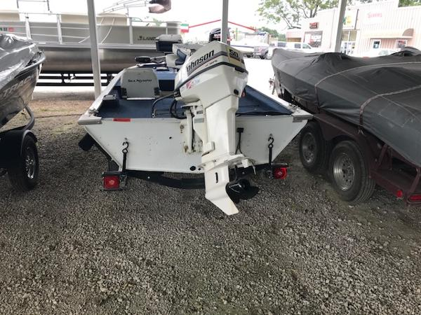 1989 Sea Nymph boat for sale, model of the boat is Tournament Pro & Image # 8 of 12