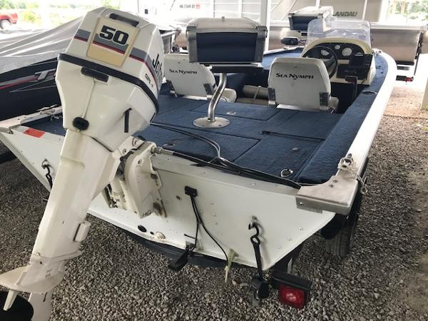 1989 Sea Nymph boat for sale, model of the boat is Tournament Pro & Image # 9 of 12