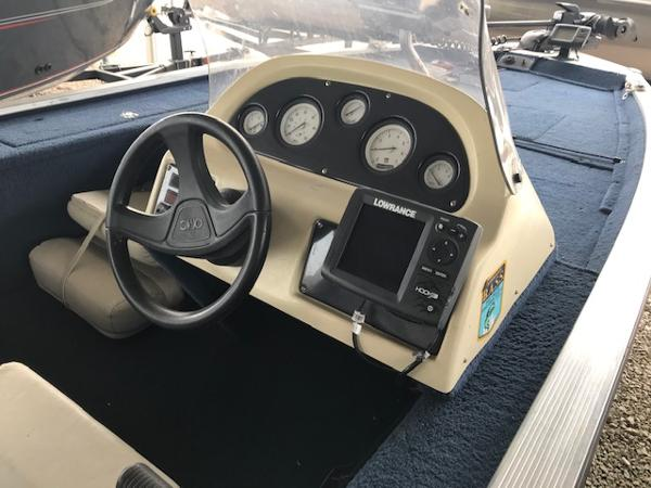 1989 Sea Nymph boat for sale, model of the boat is Tournament Pro & Image # 10 of 12