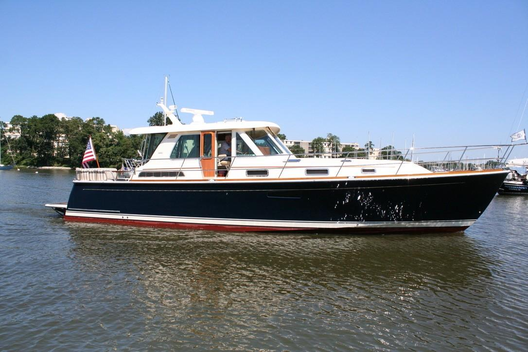 48 ft Sabre 48 Salon Express