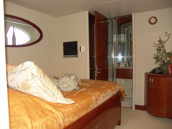 Port side VIP Stateroom