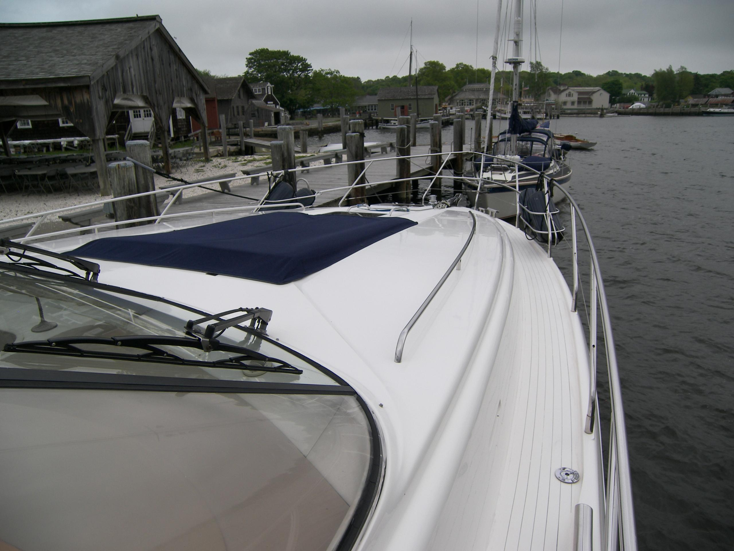 Starboard Foredeck