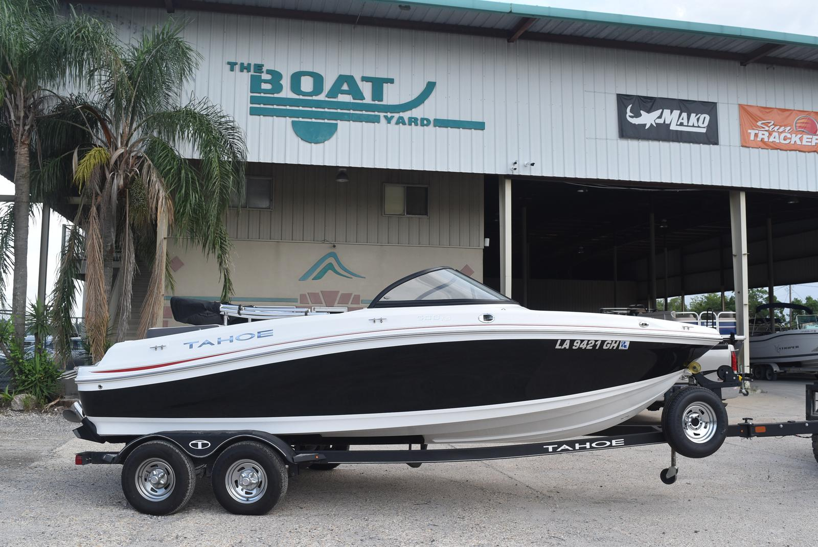2018 Tahoe boat for sale, model of the boat is 500 TS & Image # 1 of 24
