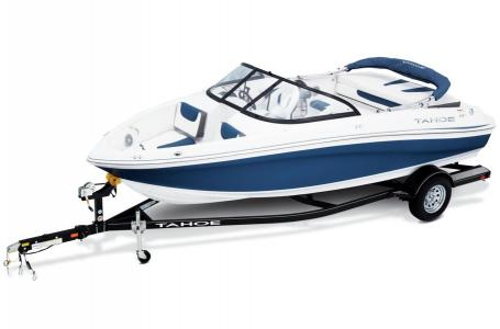 2018 Tahoe boat for sale, model of the boat is 500 TS & Image # 20 of 24