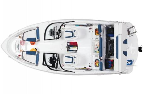 2018 Tahoe boat for sale, model of the boat is 500 TS & Image # 21 of 24