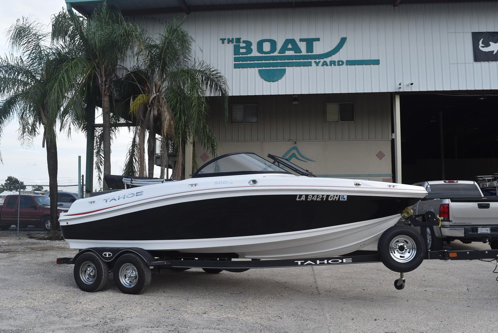 2018 Tahoe boat for sale, model of the boat is 500 TS & Image # 7 of 24