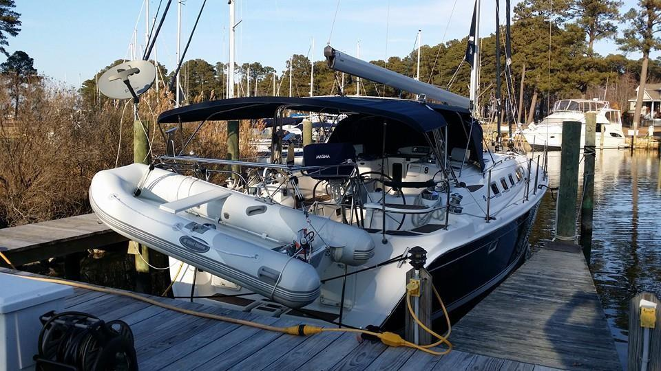 2007 Hunter 49 | Sailboats for Sale
