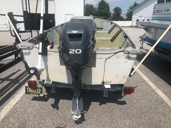 1988 Grumman boat for sale, model of the boat is 160 & Image # 4 of 4