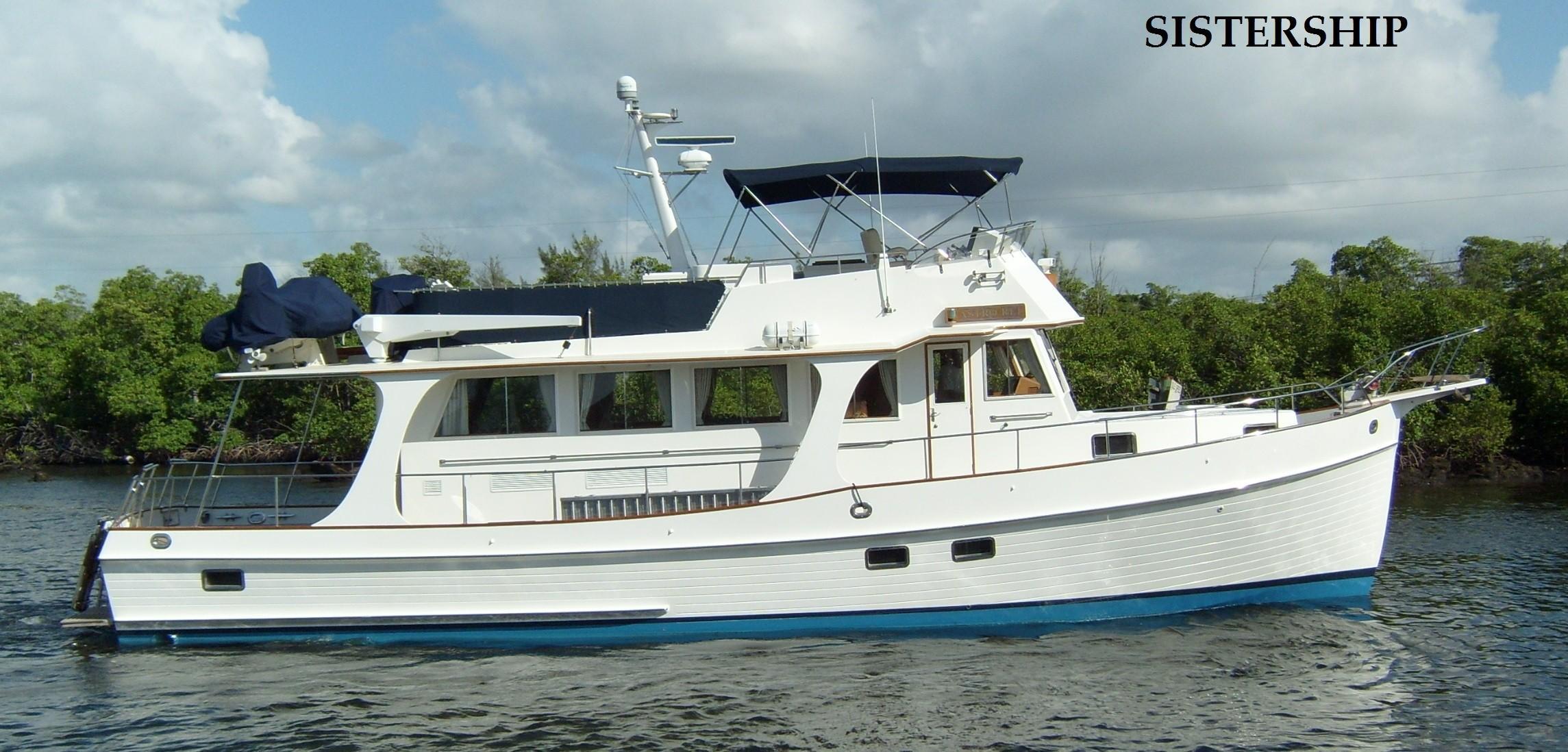 Grand Banks Yachts | Cruising, Skylounge, East Bay and