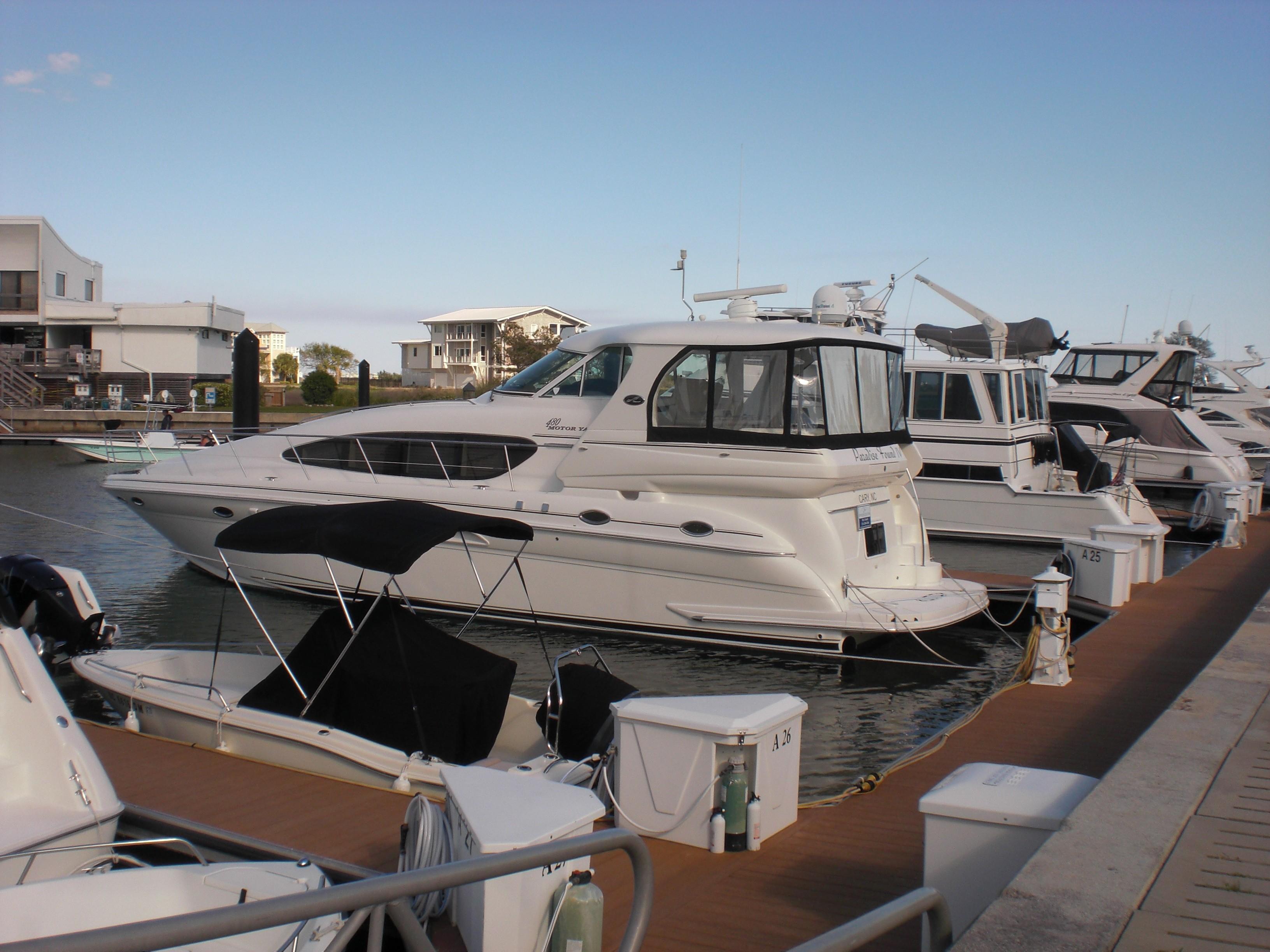 Sea Ray 480 Motor Yacht - Photo: #4