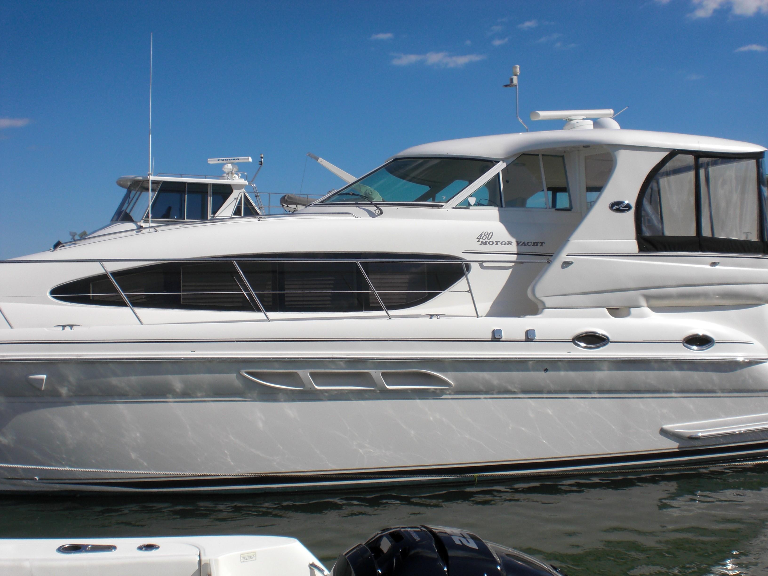 Sea Ray 480 Motor Yacht - Photo: #5