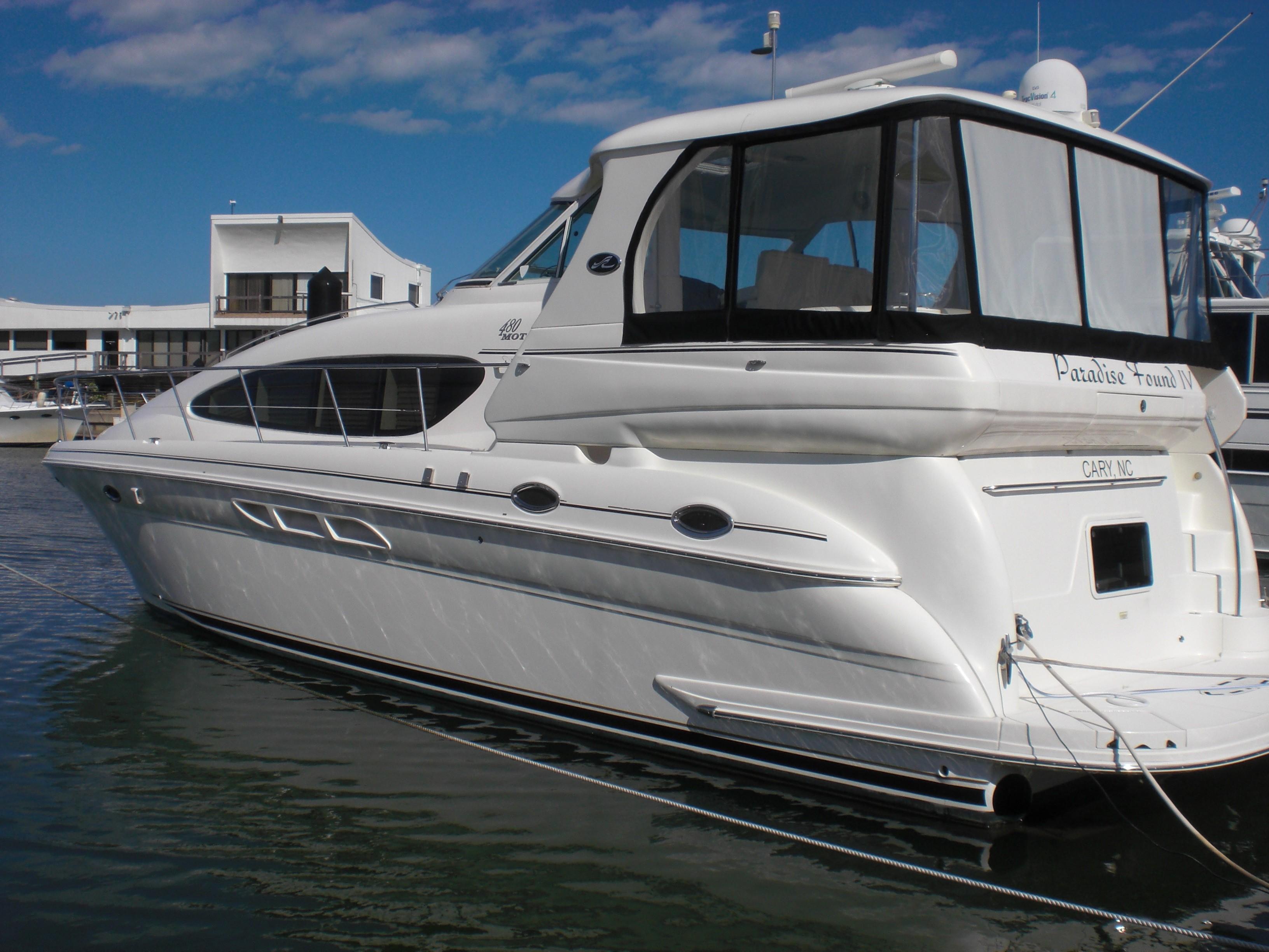 Sea Ray 480 Motor Yacht - Photo: #2