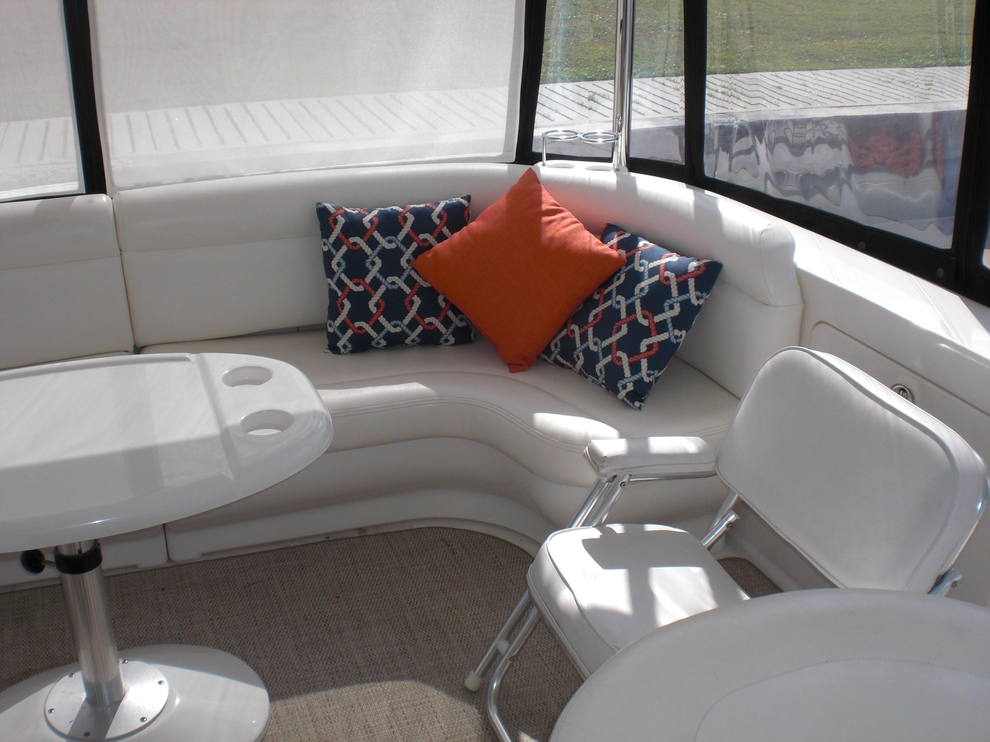 Sea Ray 480 Motor Yacht - Huge Air Conditioned Cockpit