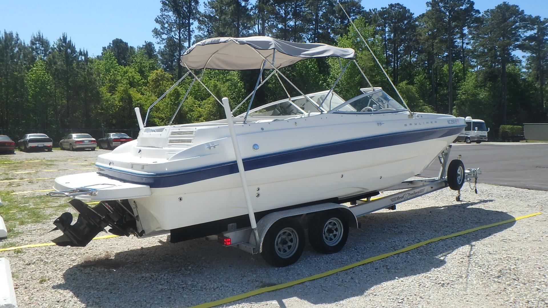 Bayliner 249 - Photo: #5