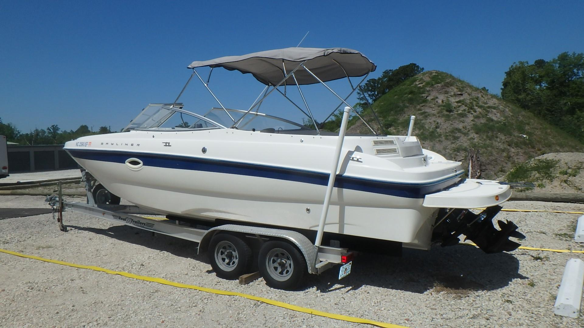 Bayliner 249 - Photo: #6