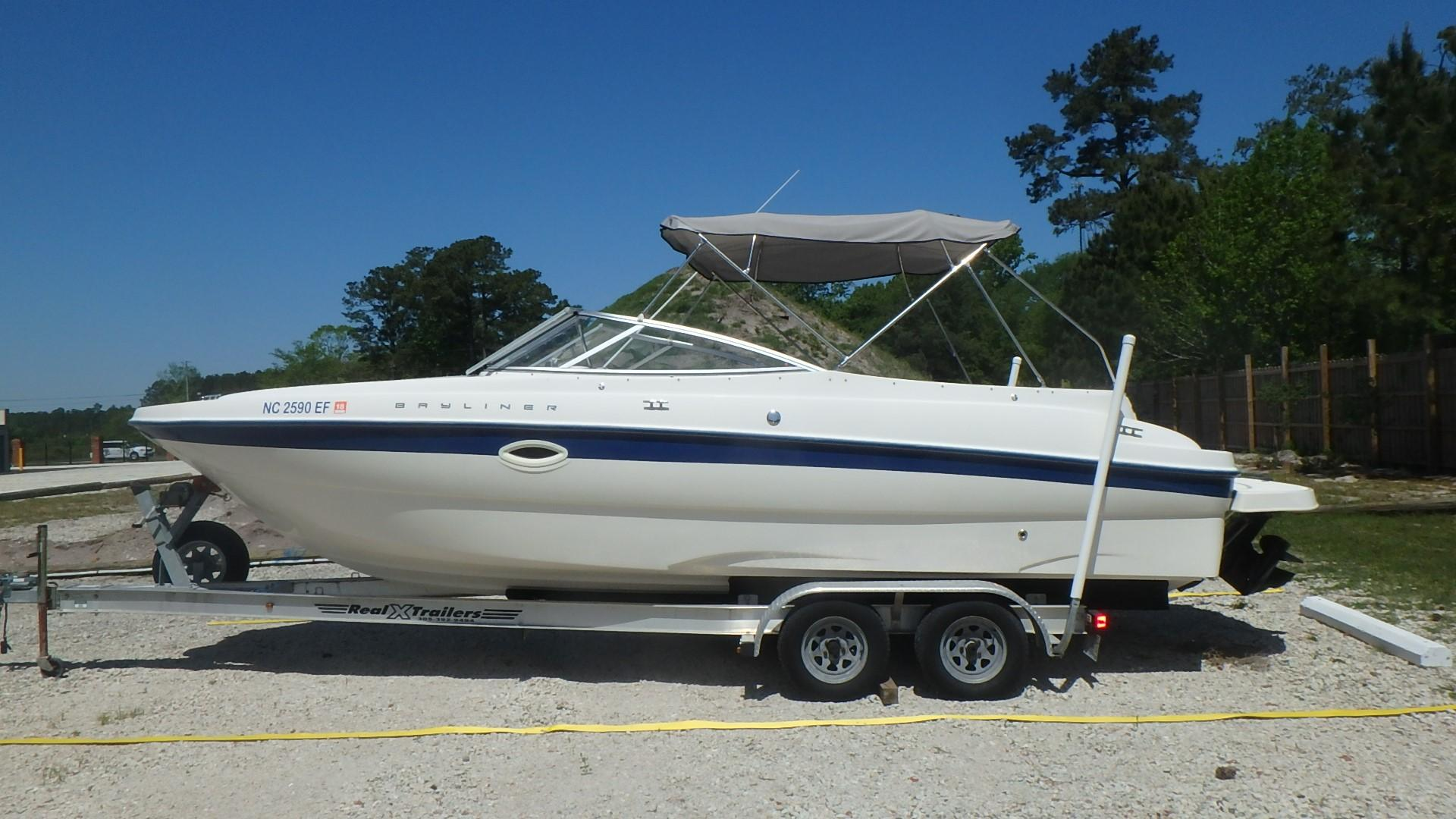 Bayliner 249 - Photo: #3