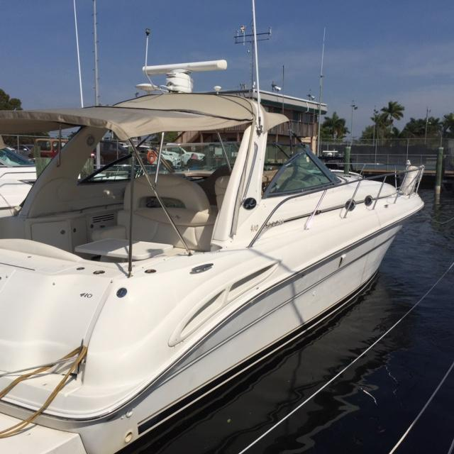 41' Sea Ray 2003 410 Express Cruiser