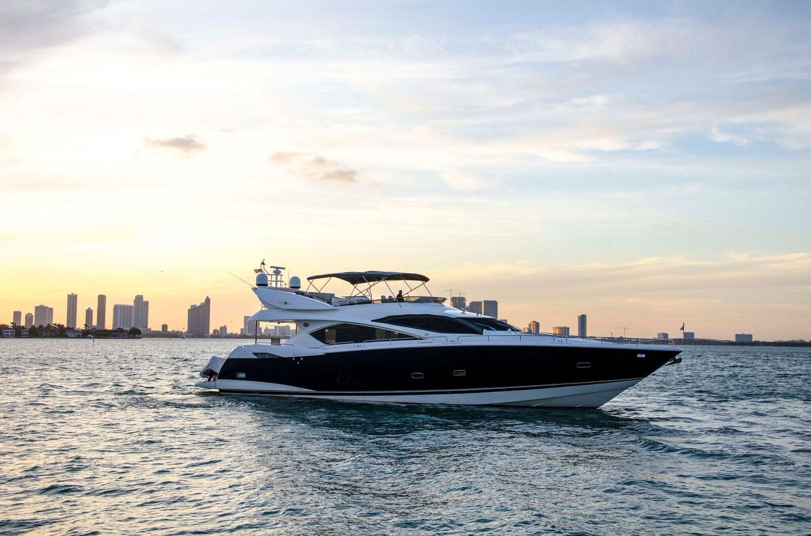82 ft Sunseeker 82 Yacht