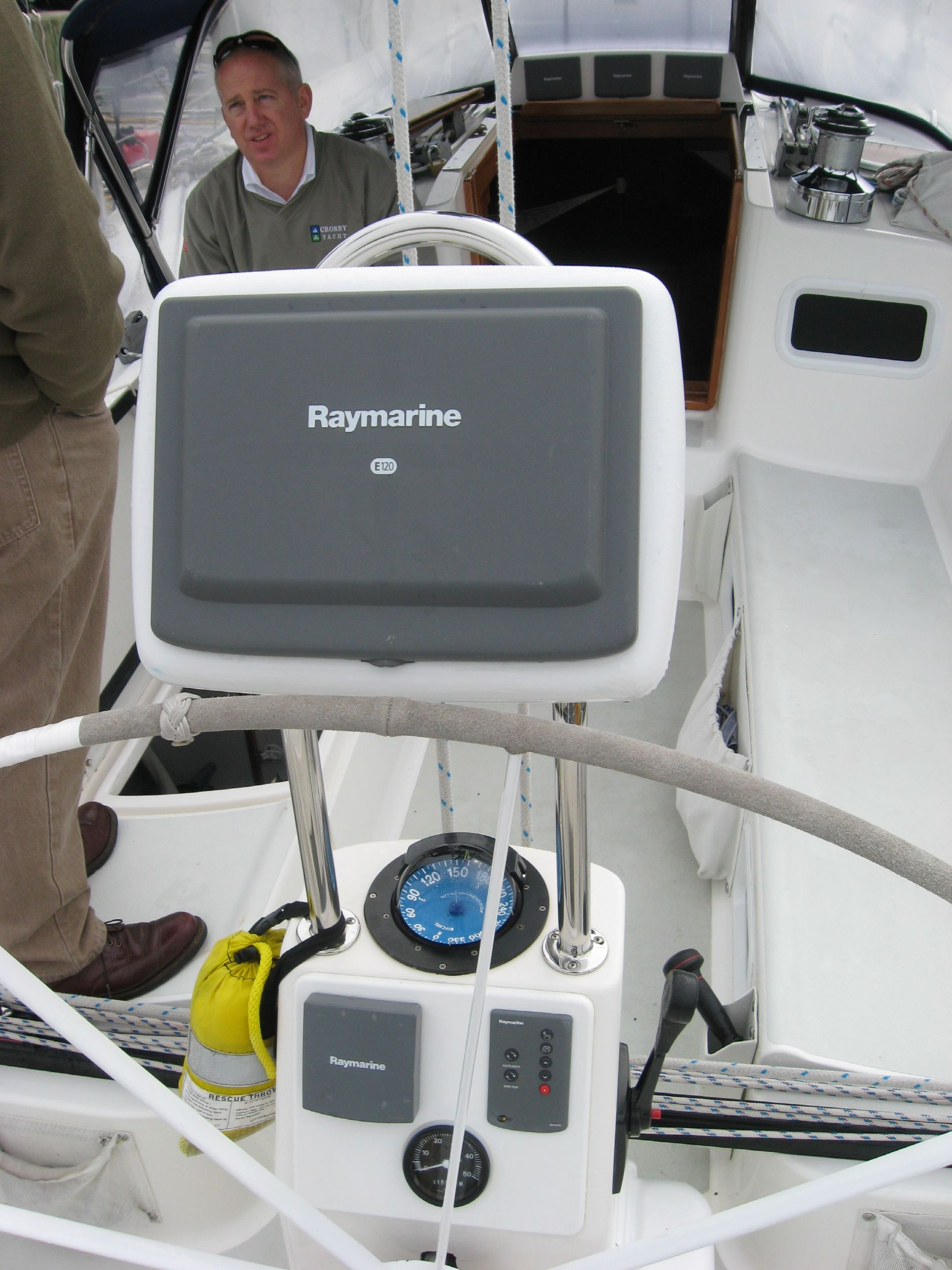 J Boats Crosby Yachts Sunseeker Boat Wiring Diagram Yacht Yard Inc 16975 Gregory Egan Ostervillema Us 508 428 6900