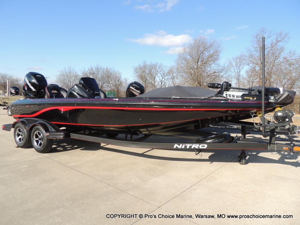 For Sale New 2018 Nitro Z21 In Warsaw Missouri Boats