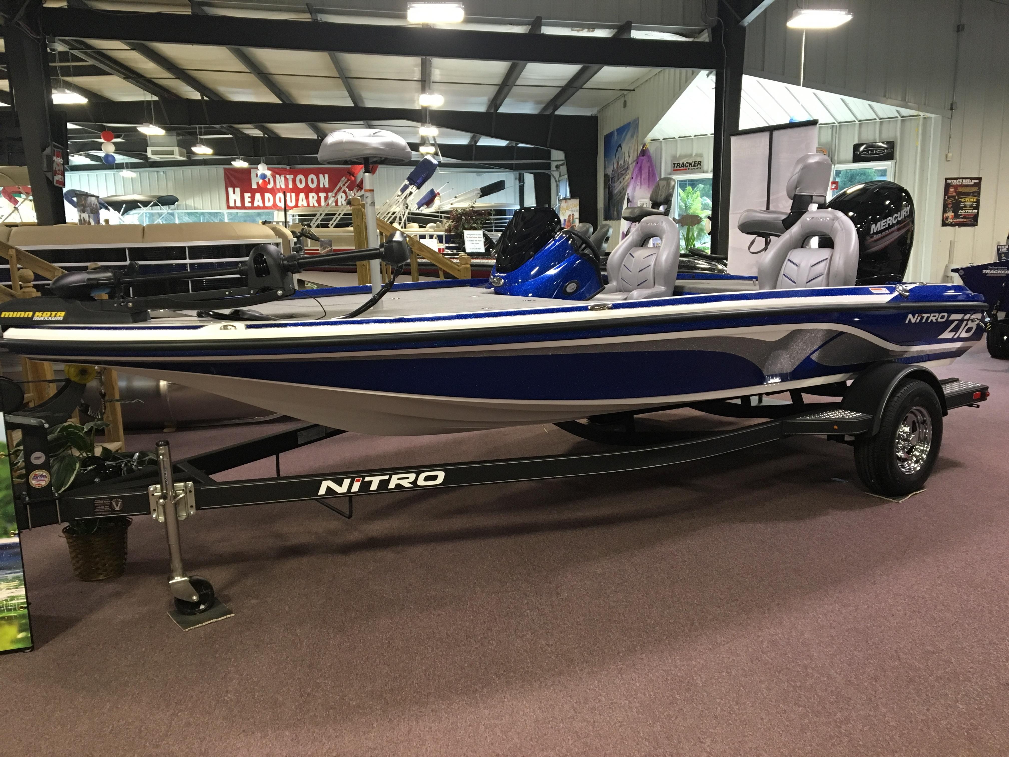 Boats For Sale In Wv >> Nitro Bass Fishing Boats for Sale   The Great Outdoors Marine in WV