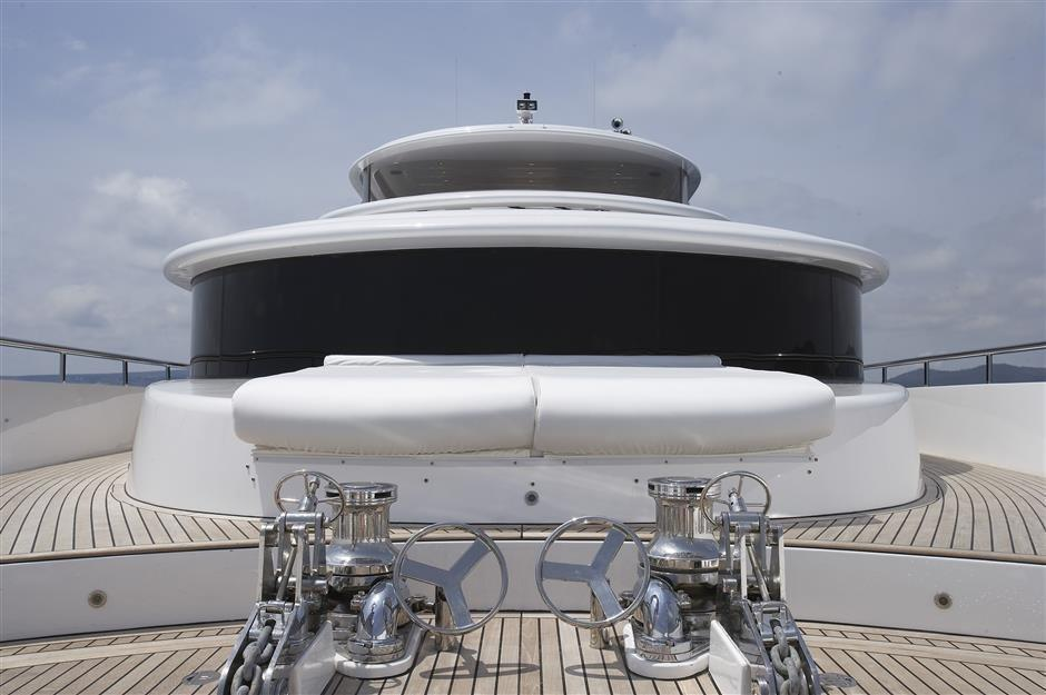 Twin Anchor System