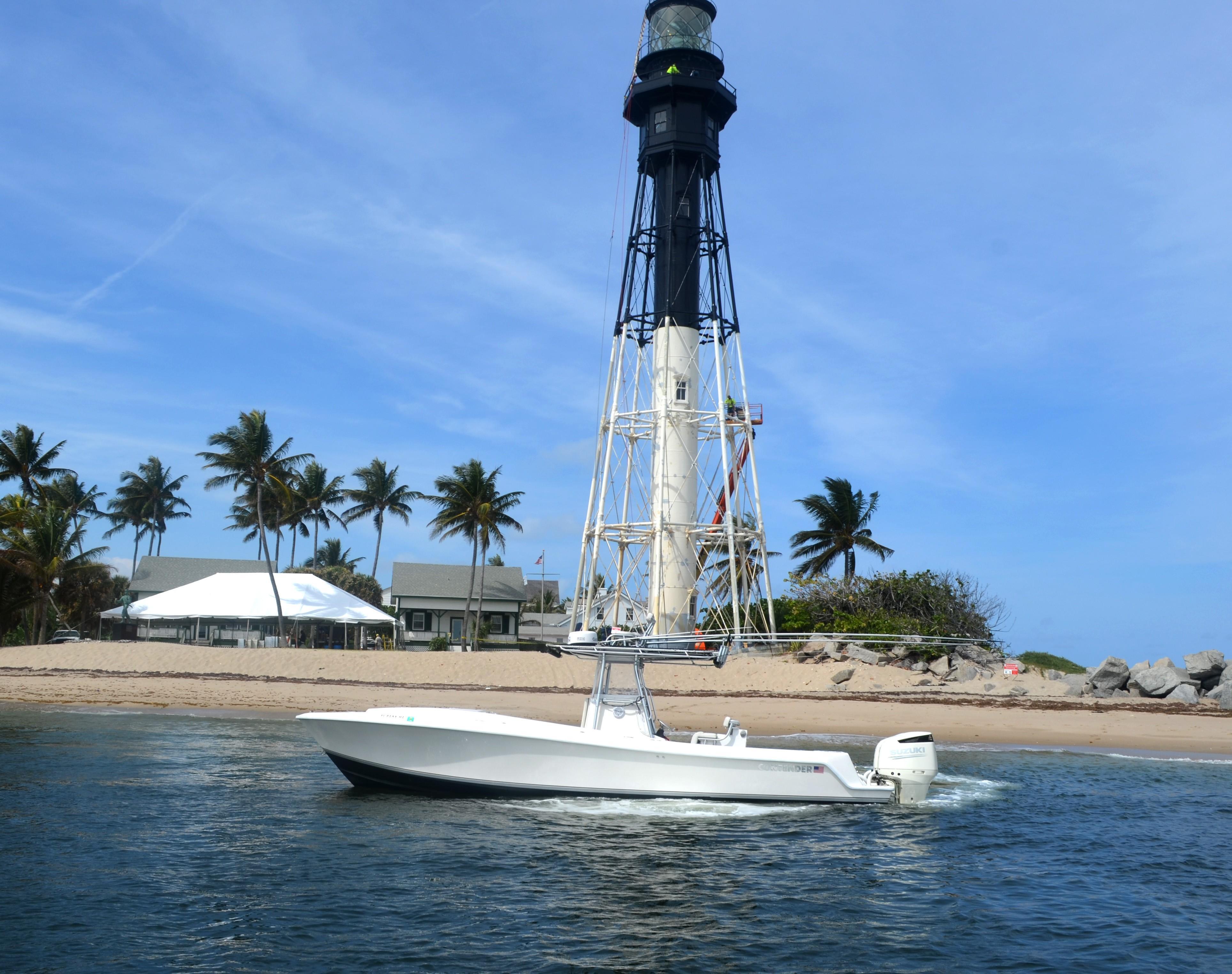2004 Contender 31 Cuddy Pompano Beach, Florida - The Boat Kings