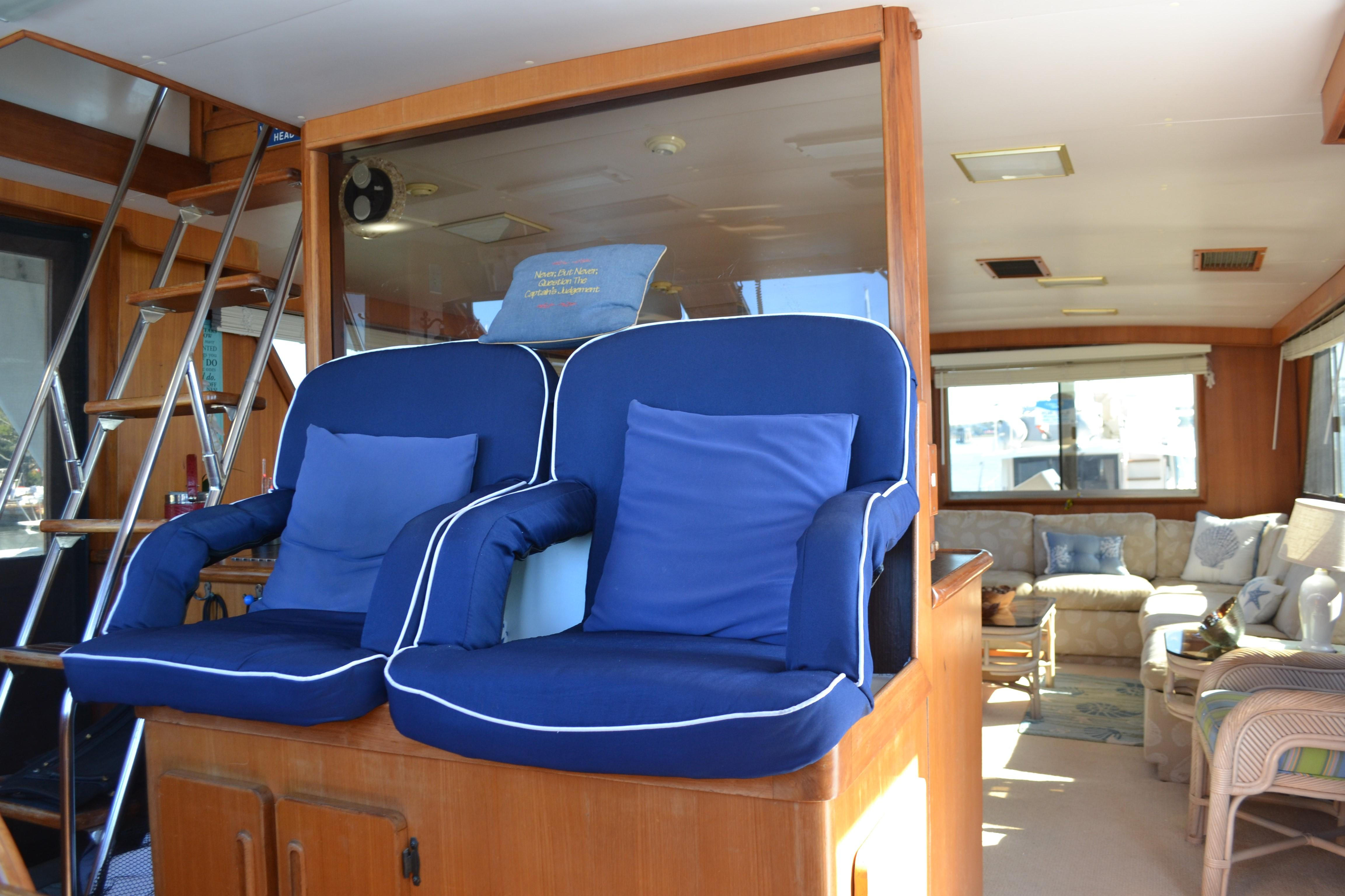 Jefferson Marquessa 52 Extended Deckhouse - Photo: #16