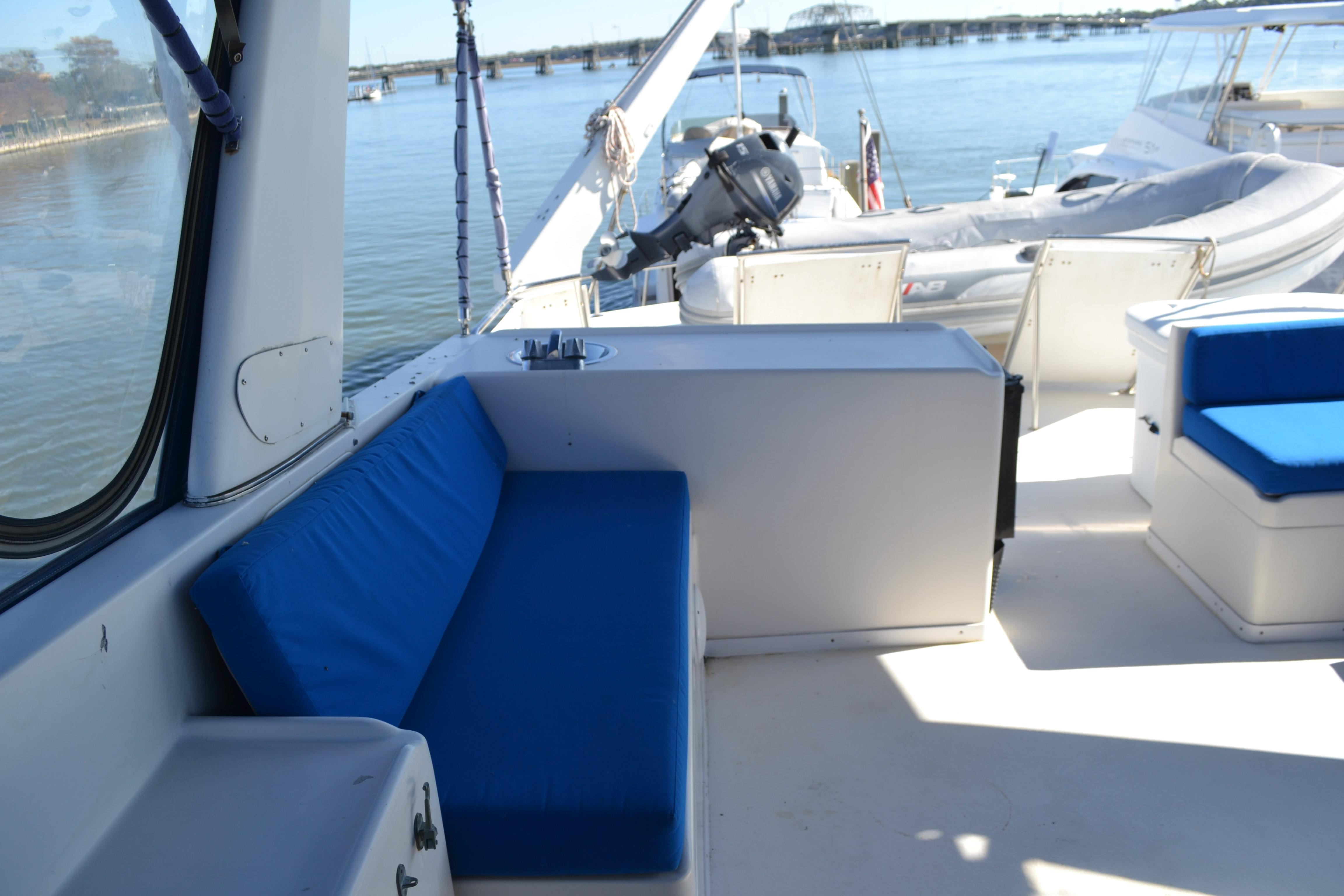Jefferson Marquessa 52 Extended Deckhouse - Photo: #24