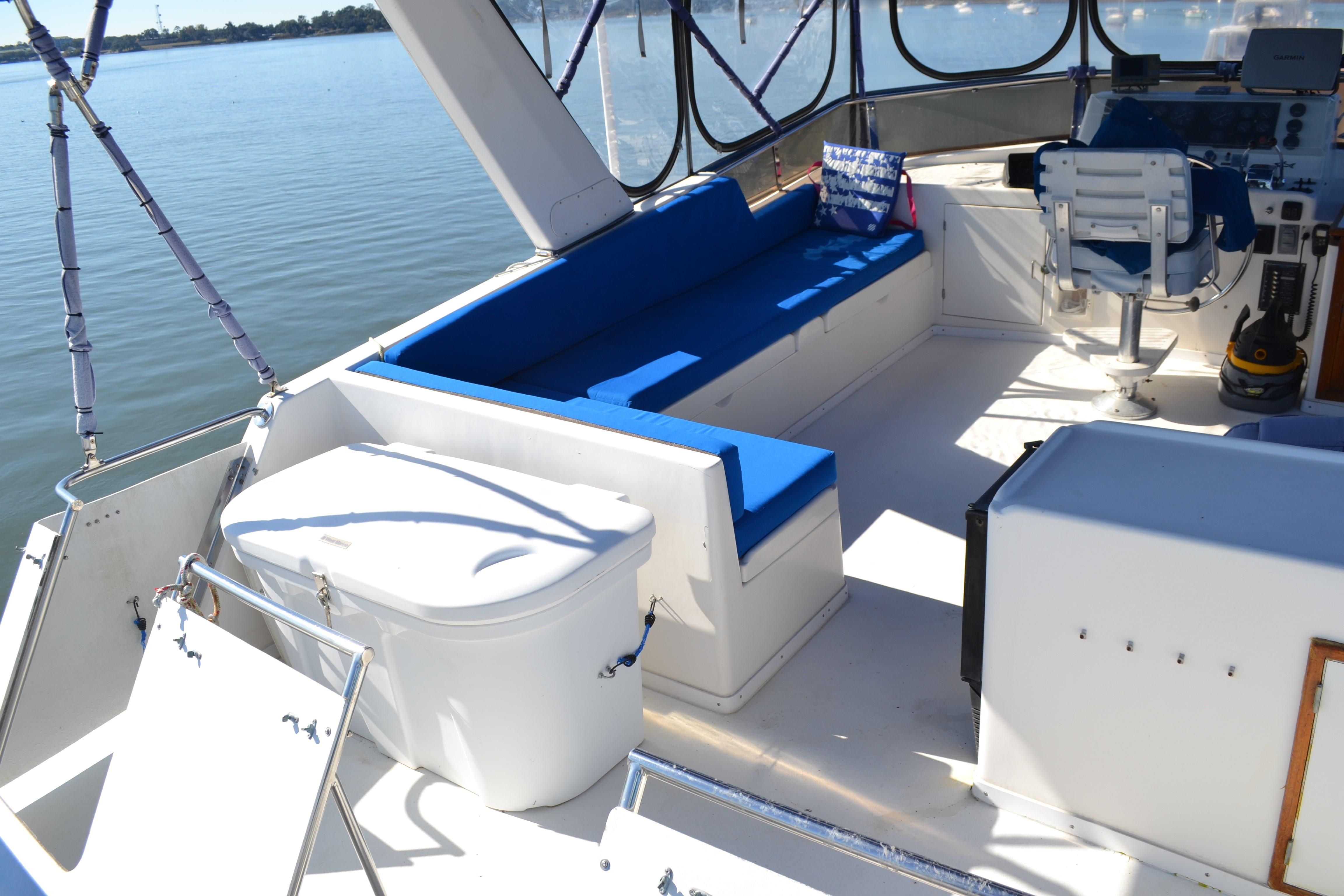 Jefferson Marquessa 52 Extended Deckhouse - Photo: #26