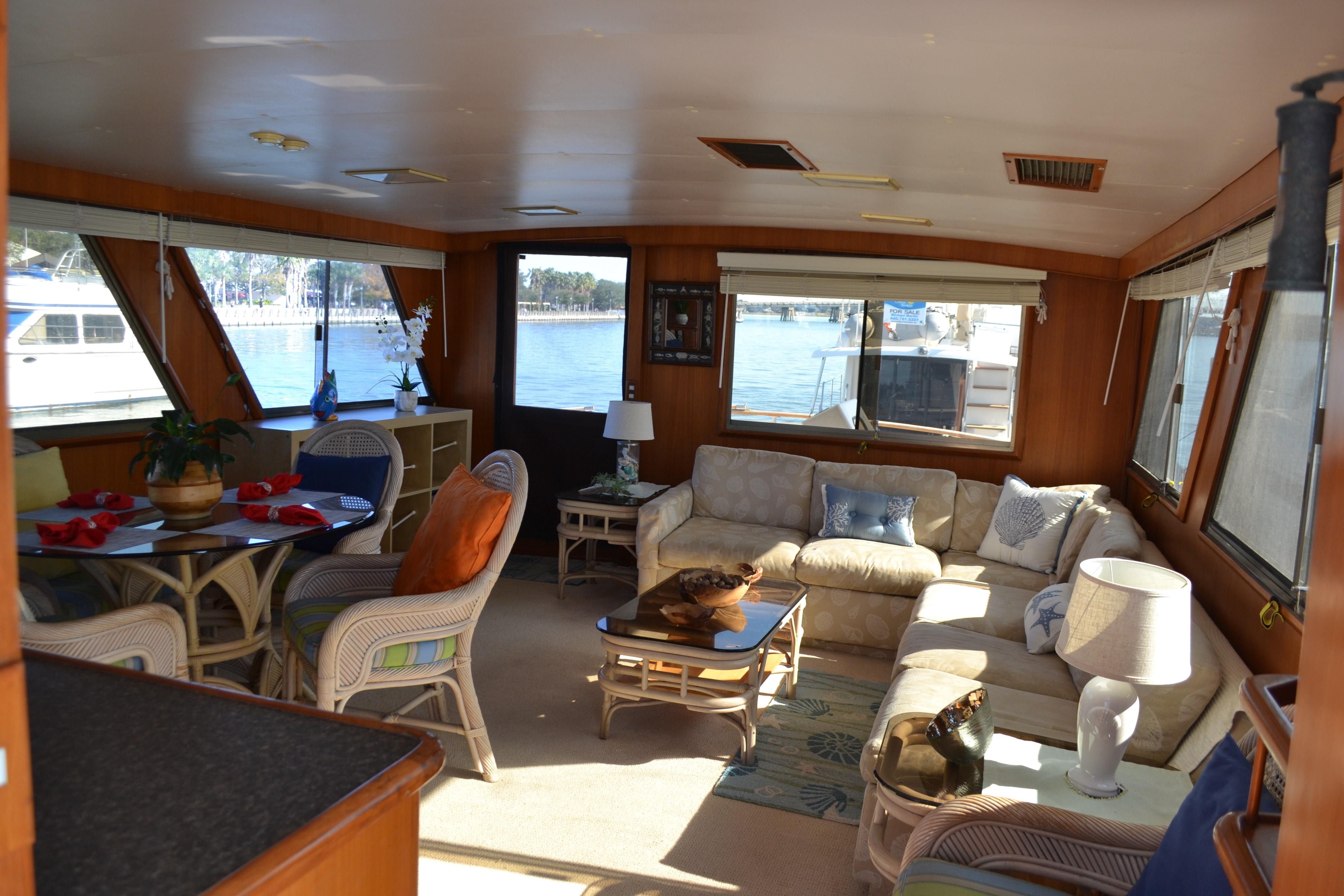 Jefferson Marquessa 52 Extended Deckhouse - Photo: #32