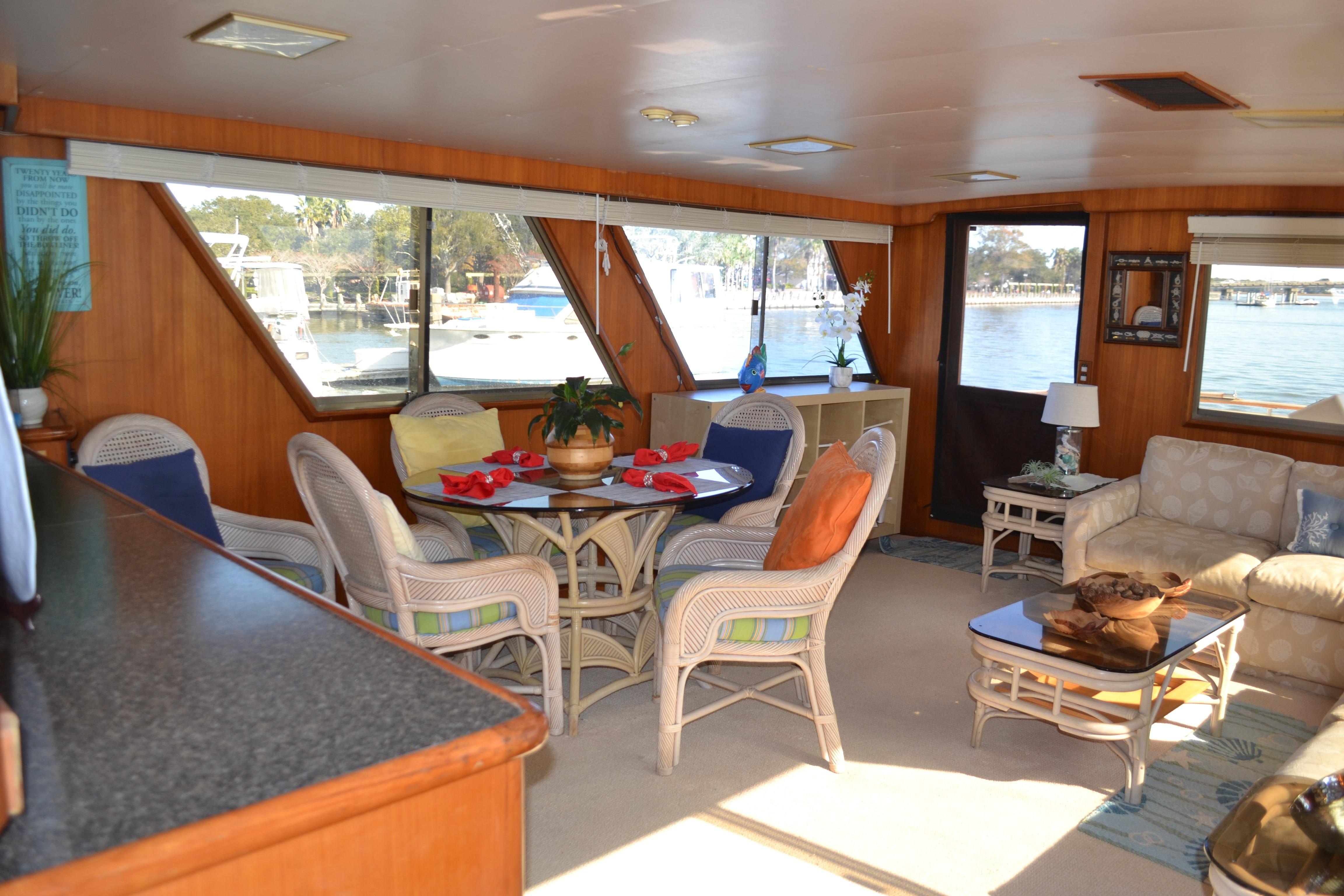 Jefferson Marquessa 52 Extended Deckhouse - Photo: #33
