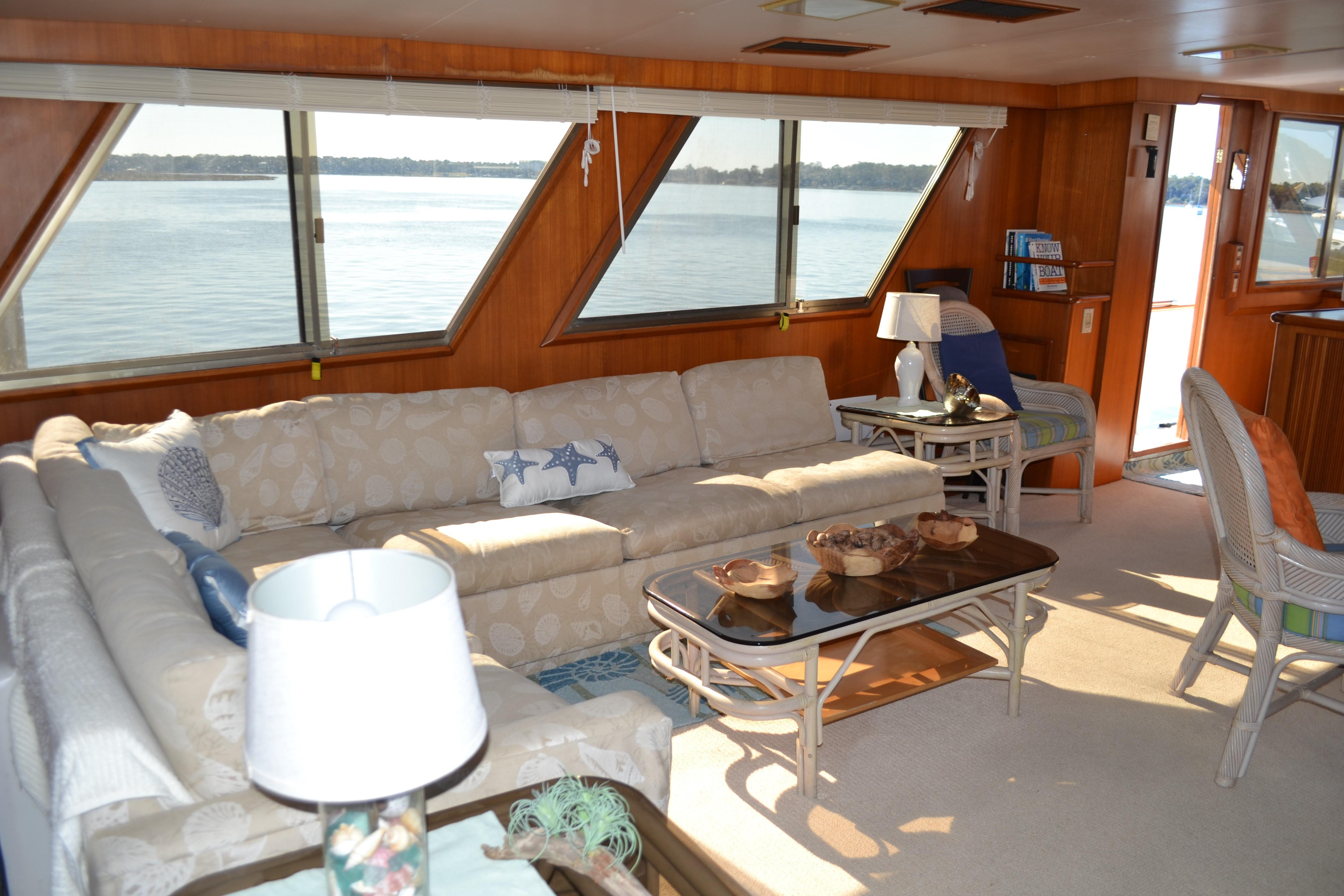 Jefferson Marquessa 52 Extended Deckhouse - Photo: #35