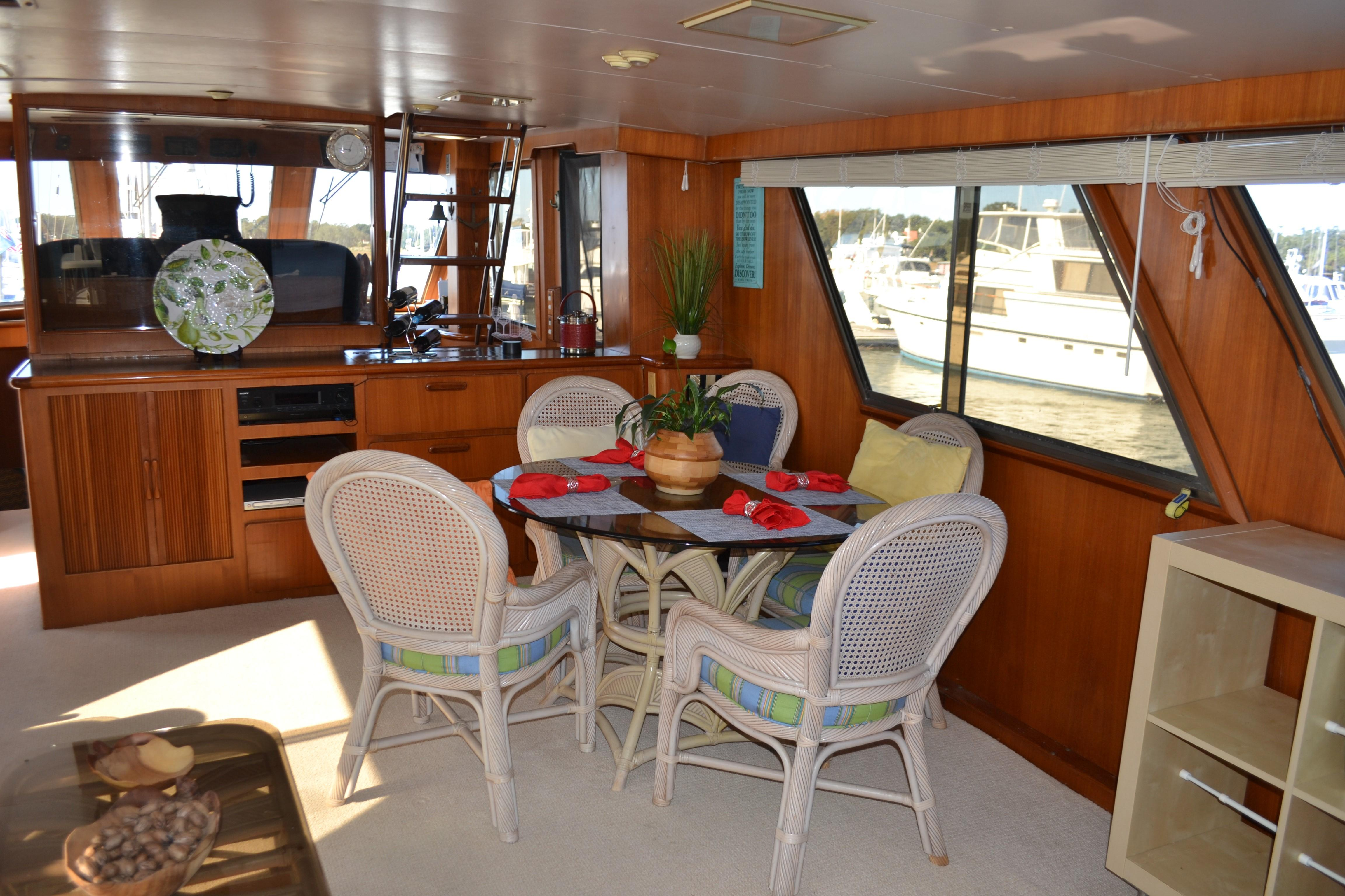 Jefferson Marquessa 52 Extended Deckhouse - Photo: #36
