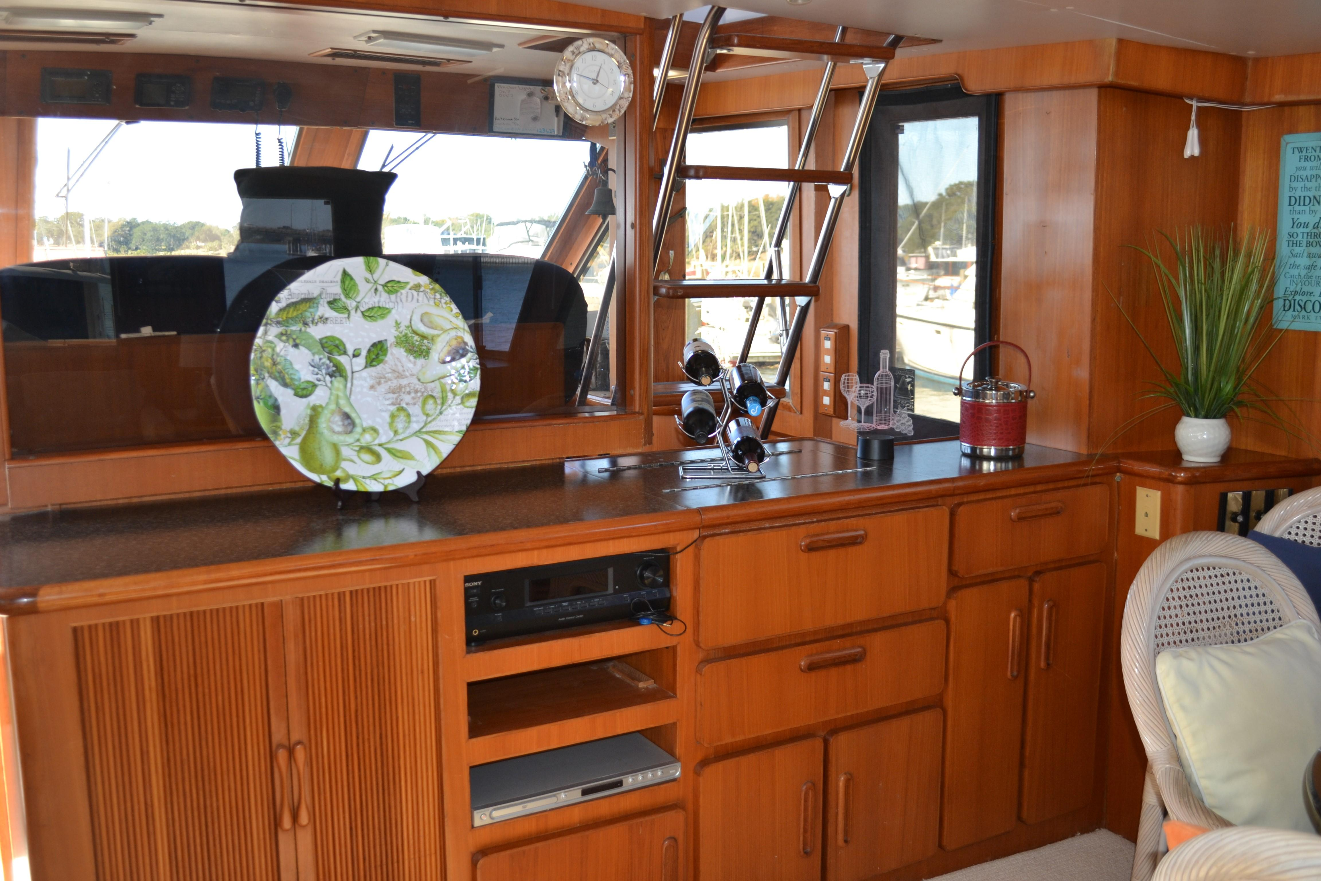 Jefferson Marquessa 52 Extended Deckhouse - Photo: #37