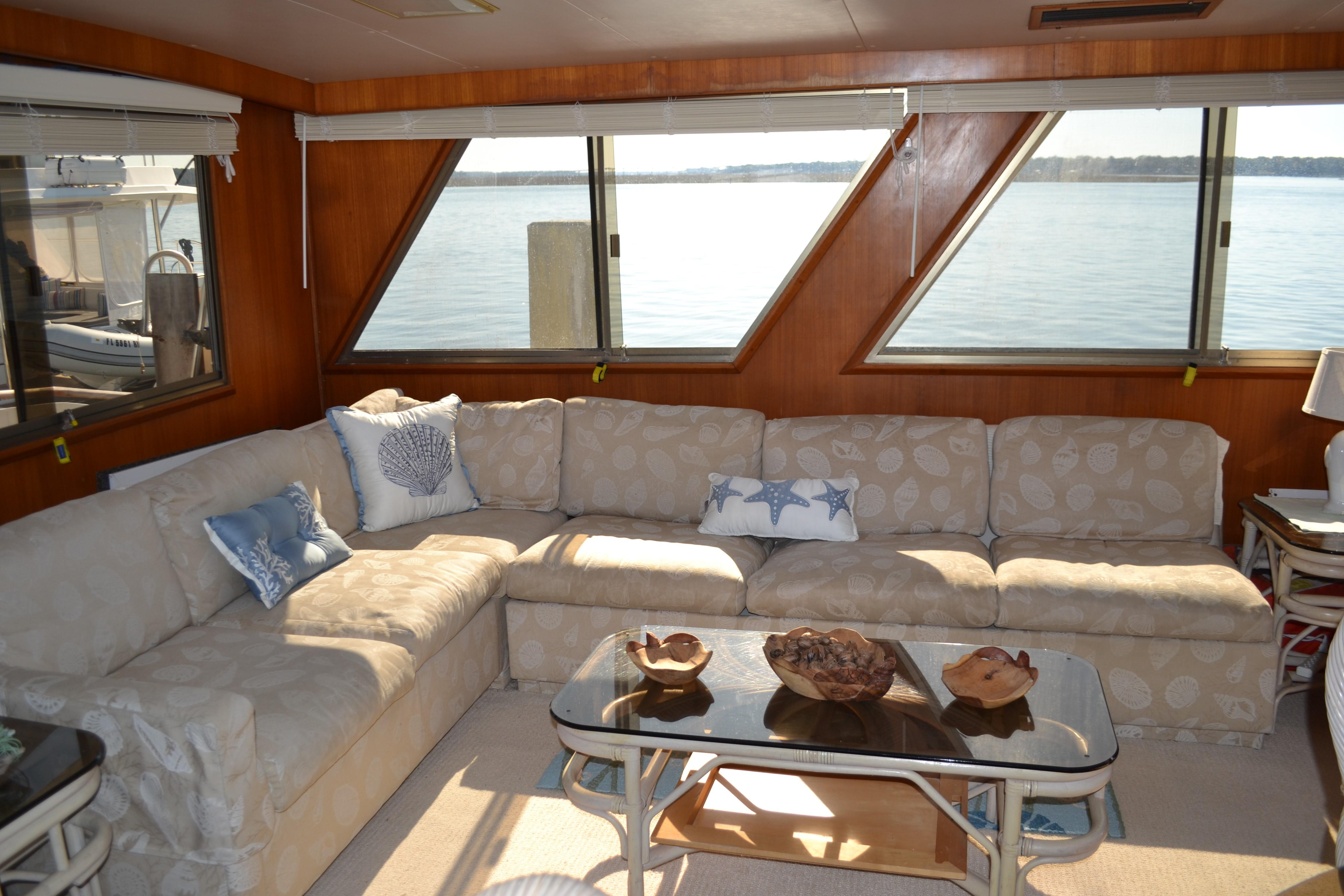 Jefferson Marquessa 52 Extended Deckhouse - Photo: #34