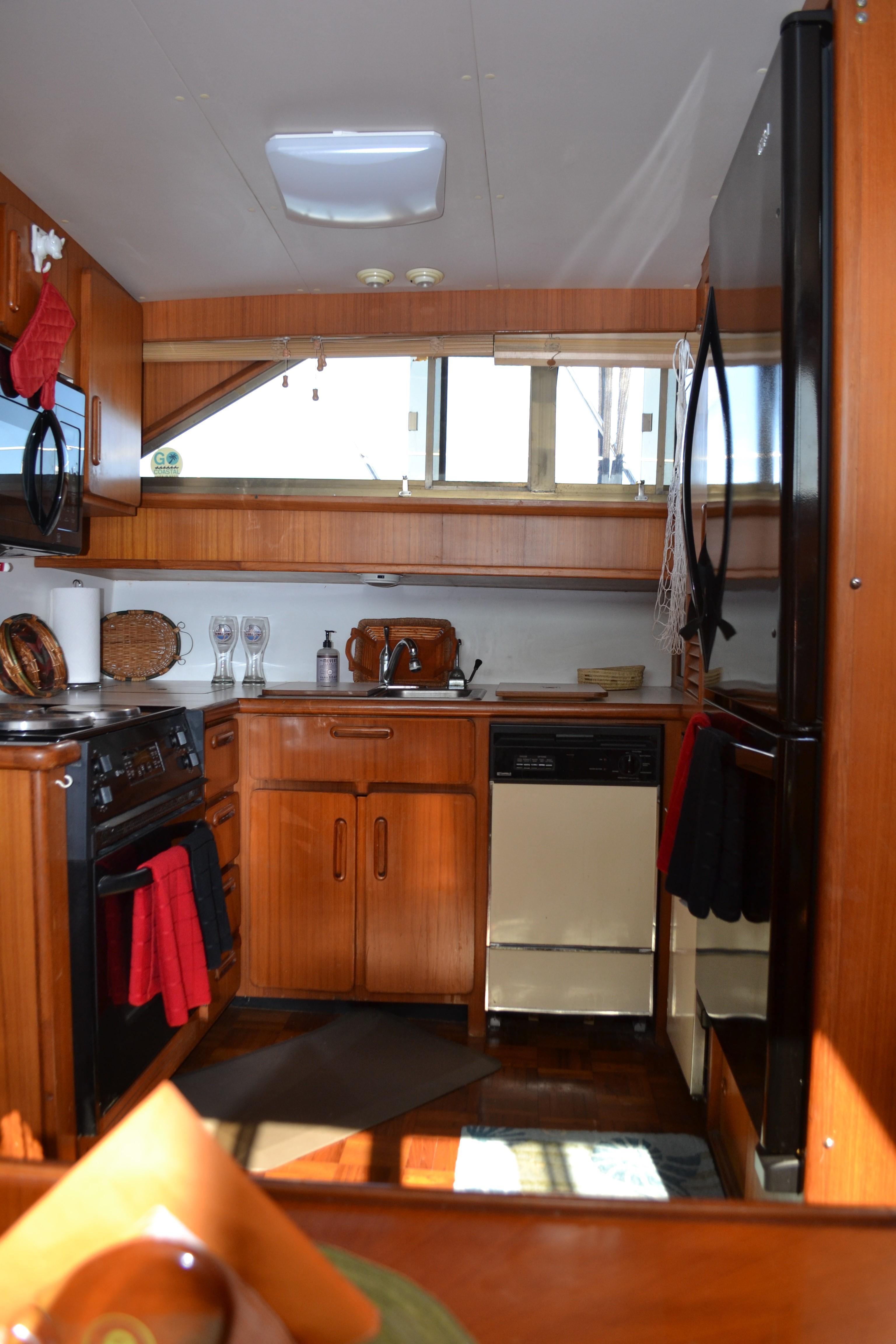 Jefferson Marquessa 52 Extended Deckhouse - Photo: #41