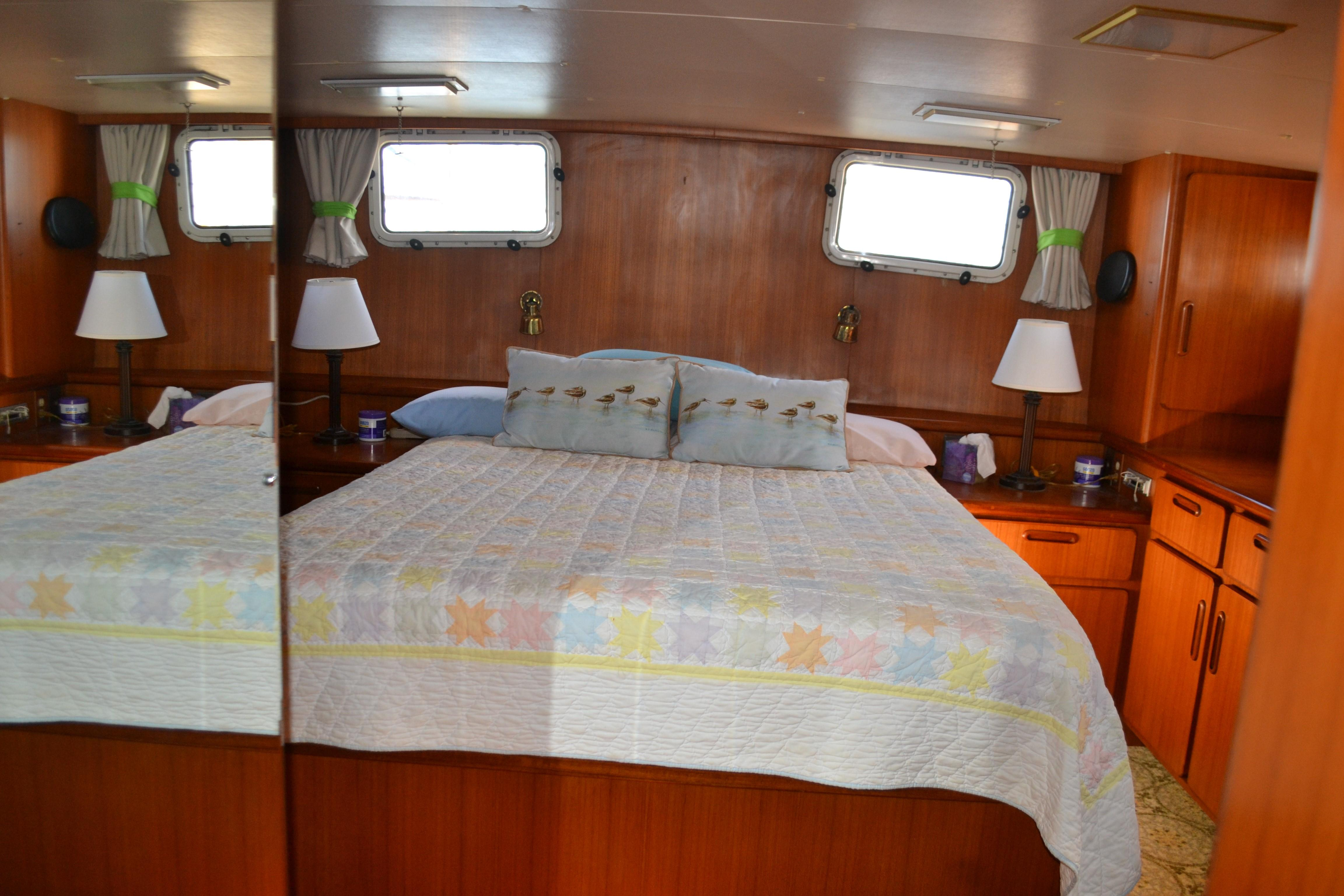 Jefferson Marquessa 52 Extended Deckhouse - Photo: #73