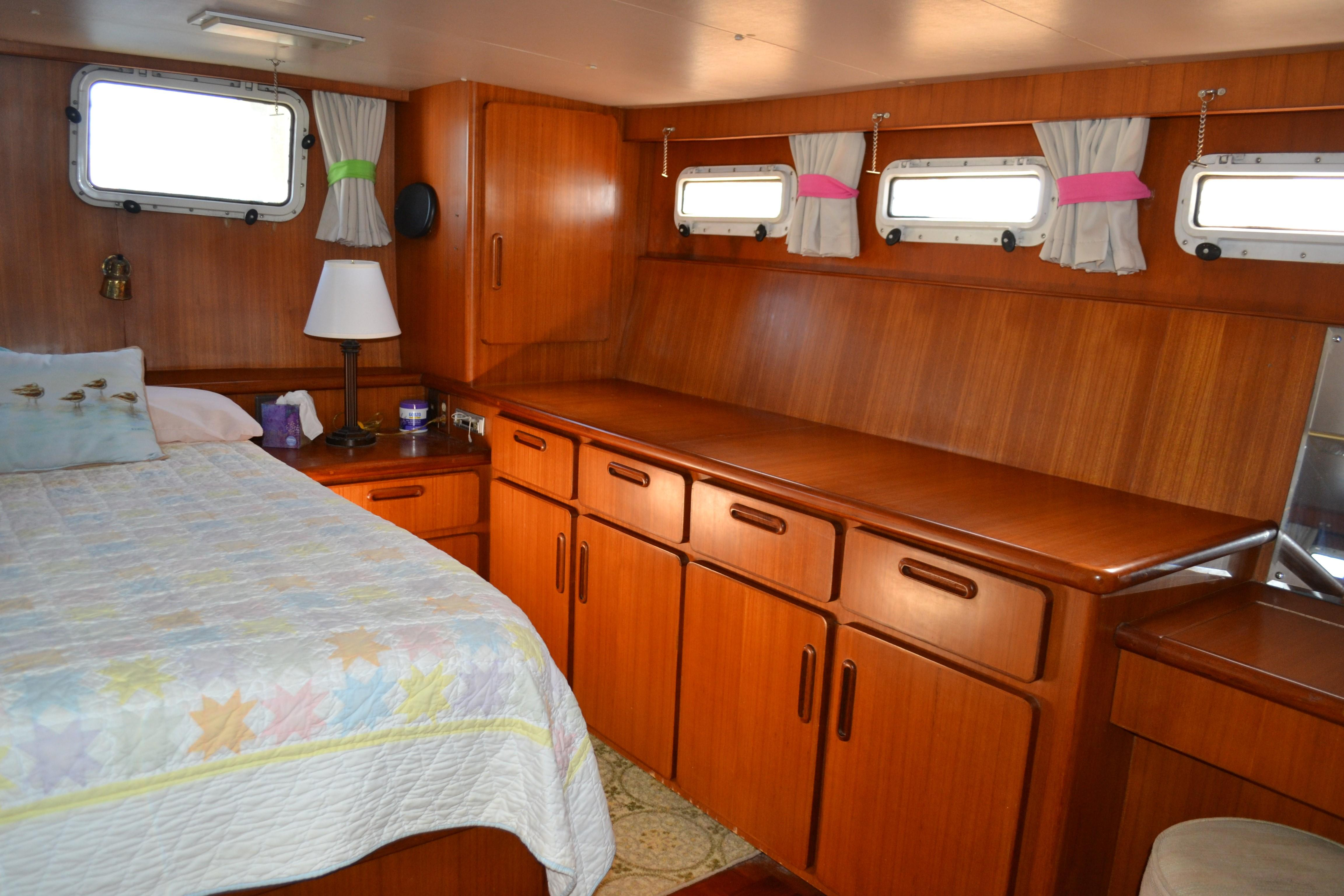 Jefferson Marquessa 52 Extended Deckhouse - Photo: #74
